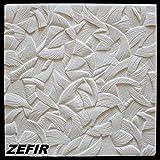 20 m2 Deckenplatten Styroporplatten Stuck Decke Dekor Platten 50x50cm, ZEFIR