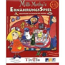 Milli-Metha's Ernährungsspiel: Abenteuer im Bauch des Riesen