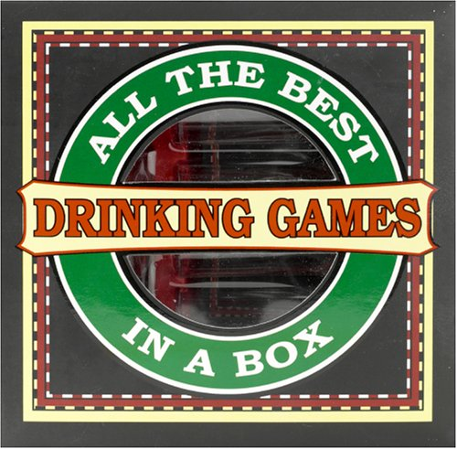 Title: Drinking Games Kitchen Craft and Boys Toys