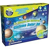 Science4you - La ciencia del Universo: sistema solar 3D, juguete educativo y científico