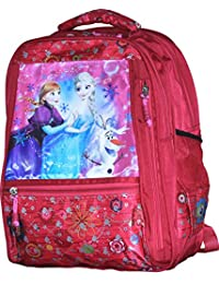 Free Pencil Box Led Light Worth Rs. 499 With BARBIE School Bag (17 Inches) Suitable For Class Up-to 4