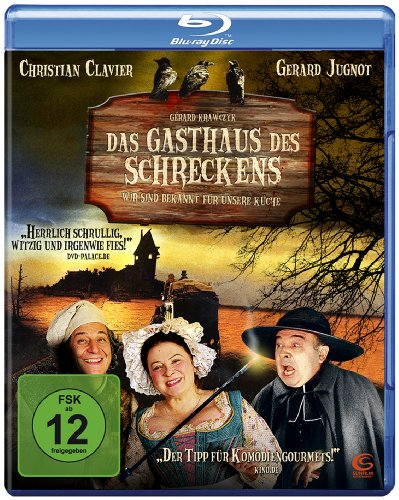 Bild von Das Gasthaus des Schreckens [Blu-ray]