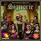 What's your Game 638006 - Signorie, Brettspiele, mehrfarbig