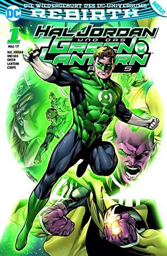 Hal Jordan und das Green Lantern Corps: Bd. 1: Sinestros Gesetz (Green Jordan Lantern Hal)