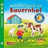 Baby Pixi 69: Mein Lieblingsbuch vom Bauernhof: mit Klappen und Gucklöchern