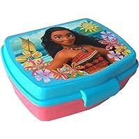 Boite à gouter Disney Vaiana Lunch box enfant déjeuner plastique