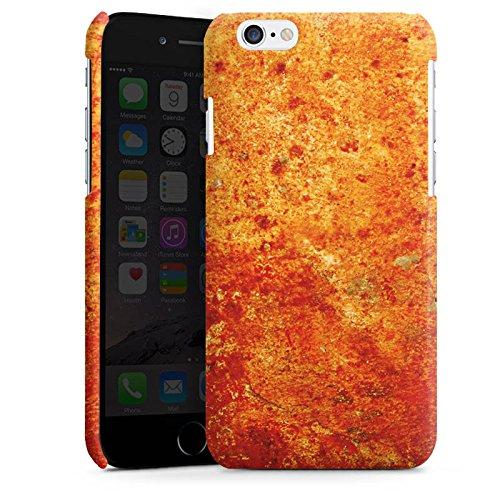 Apple iPhone 4s Housse Étui Silicone Coque Protection Rouille Structure Look Cas Premium brillant