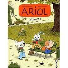 Ariol, Tome 5 : Karaté !