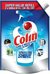 Colin Glass Cleaner refill, 1 L