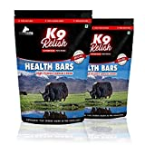 #8: Premium Yak Milk Chew Bones, Churpi Dog food treats, 200 gm - 5 to 6 long lasting Yak milk Bars, Medium