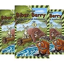 Biber Berry Und Die Wertvollen Geheimnisse (Reihe in 4 Bänden)