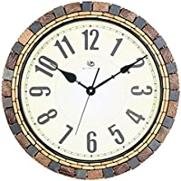 Creative Labs Creative Living Room muto orologio Orologio da parete semplice moderna Personalità rotonda Grande Orologio