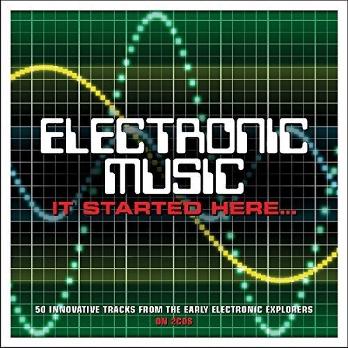 Electronic Music... It Started Here [Double CD]