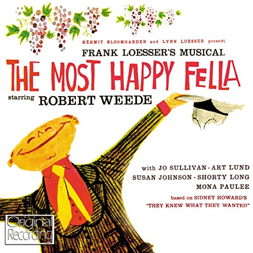 The Most Happy Fella (Original Soundtrack)