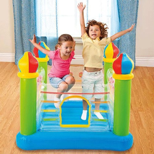 Intex Jump O Lene Bouncy Castle Bouncer