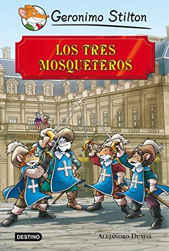 Los tres mosqueteros: Grandes Historias eBook: Stilton, Geronimo ...
