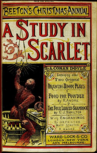 A Study in Scarlet + 3 FREE EBOOKS [Illustrated] (English Edition ...