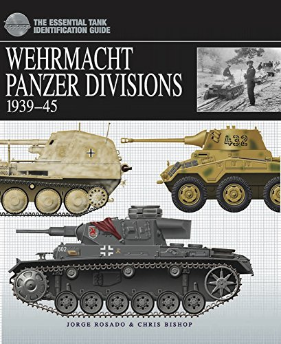German Wehrmacht Panzer Divisions: 1939-45 (The Essential Tank Identification Guide) por Chris Bishop