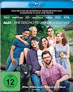 Alex - Eine Geschichte über Freundschaft [Blu-ray]