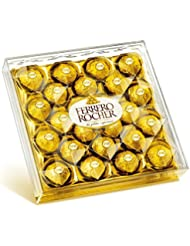 Ferrero Rocher Tableta de Chocolate - 24 Unidades