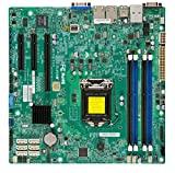 SUPERMICRO X10SLH-F - Motherboard - Mikro-ATX - LG