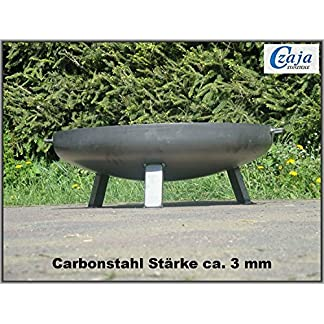 Feuerschale FS 2435 – Recipiente para Hoguera (80 cm de diámetro)