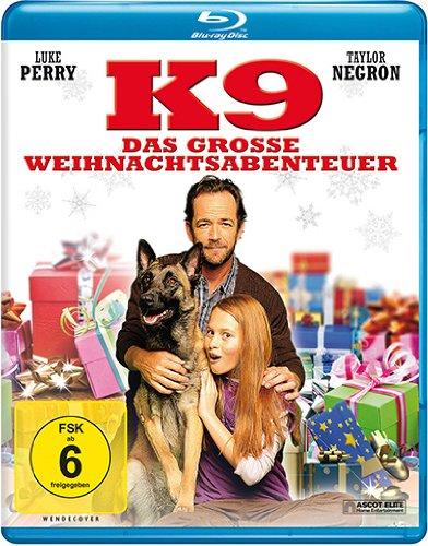 K9 - Das große Weihnachtsabenteuer [Blu-ray]