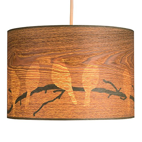 Wood ceiling light amazon aloadofball Gallery