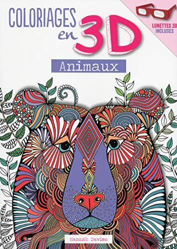 Coloriages en 3D - Animaux