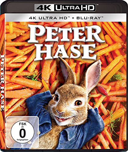 Peter Hase - Ultra HD Blu-ray [4k + Blu-ray Disc]
