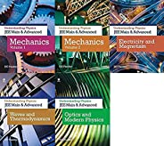 Understanding Physics Set Of 5 Books for JEE (Main & Advance ) Mechanics 1 & Mechanics 2 + Electricity