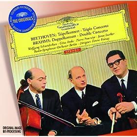 Beethoven: Triple Concerto / Brahms: Double Concerto