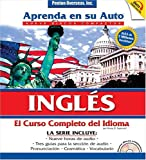 Aprenda En Su Auto Ingles: El Curso Completo Del Idioma: Library Edition: Ingles, Levels 1-3 (Learn in Your Car)