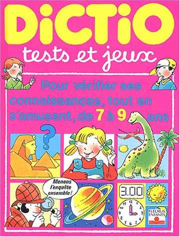 Tests et jeux par Emilie Beaumont