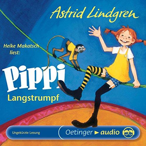 Buchseite und Rezensionen zu 'Pippi Langstrumpf' von Astrid Lindgren