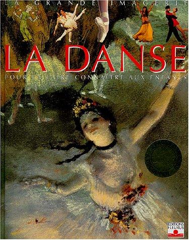 Grande imagerie des arts : Danse par Emilie Beaumont