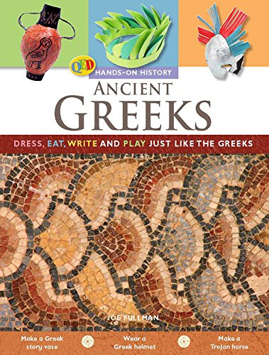 Ancient Greeks Dress Eat Write And Play Just Like The Greeks Hands On History