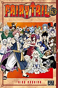 Fairy Tail Edition simple Tome 63