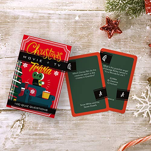 Gift Republic Christmas Music Trivia