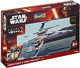 Revell Modellbausatz Star Wars Resistance X-wing Fighter im Maßstab 1:50