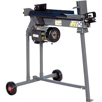 STAHLMANN® Holzspalter 7 Tonnen / 520mm liegend inkl. Spaltkreuz + Tisch ! mit stufenlos verstellbaren Spaltweg bis max. 520 mm! TÜV/CE zertifiziert!