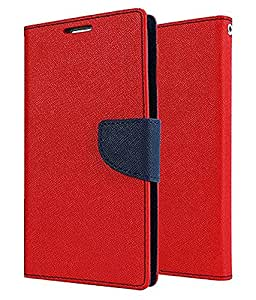 Piloda Imported Mercury Fancy Wallet Dairy Flip Case Cover for NOKIA LUMIA 520