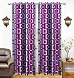 Ab home decor Set of 2pc Polyester 7 fee...