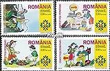 Rumänien 5943-5946 (kompl.Ausg.) 2005 Pfadfinder (Briefmarken für Sammler)