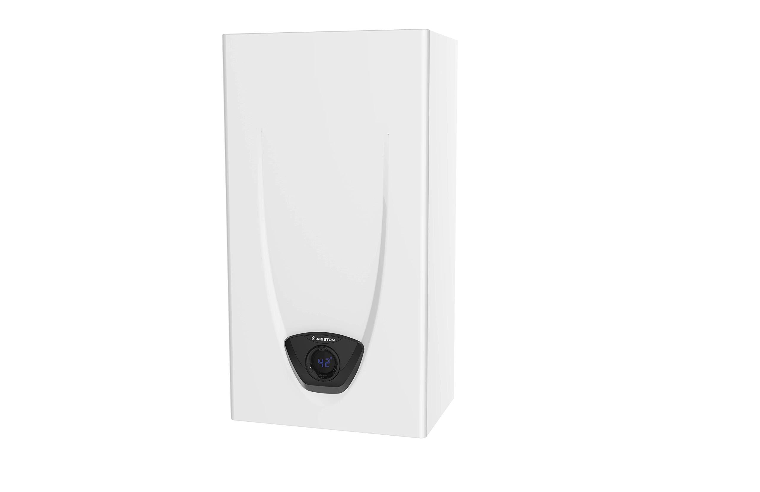 Ariston – Calentador de gas instantáneo para cámara abierta, Camera aperta 14 Lt/minuto