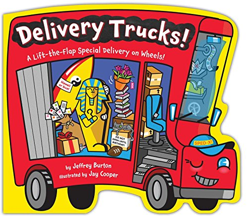 Delivery Trucks! (Truck Food Delivery)