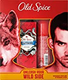 OLD SPICE WOLFTHORN XMAS GIFT SET AFTER SHAVE 100ML & DEO 125ML