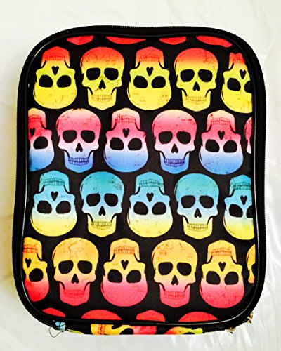 accessory-innovations-multi-colored-skull-lunch-tote-by-accessory-innovations