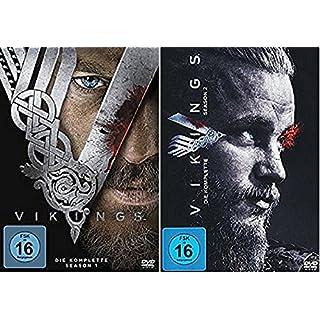 Vikings Staffel 1+2 / DVD Set