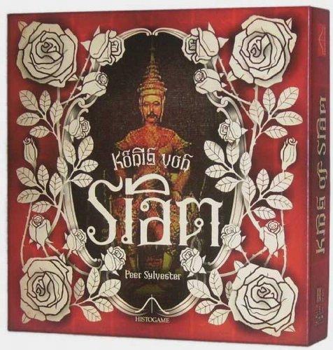 Histogame Spieleverlag HIS00002 - König von Siam
